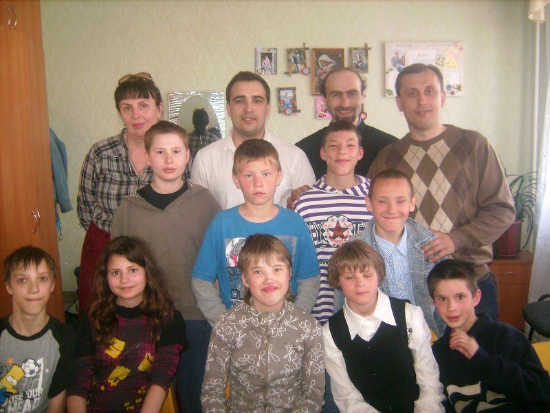 Приглашаем всех неравнодушных в благотворительно-миссионерскую поездку к детям из Бердичевской школы-интернат