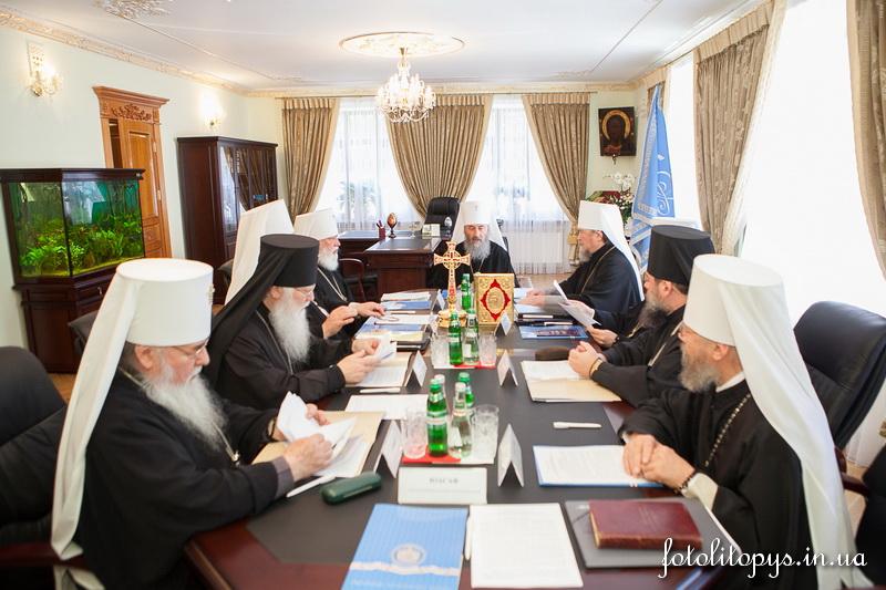 Звернення Священного Синоду до єпископату, духовенства, ченців та мирян у зв'язку з останніми подіями в Україні (+МОЛИТВА ЗА МИР)