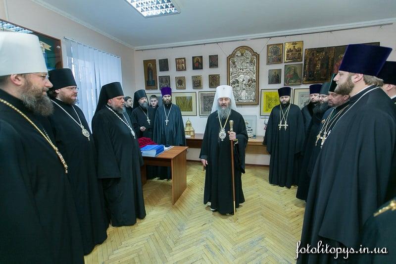 Єпископ Боярський Феодосій взяв участь у церемонії нагородження духовенства Київської єпархії