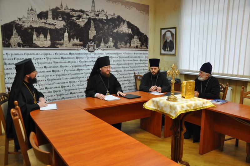 В Київській Митрополії відбулася організаційна зустріч Церковного суду Київської єпархії