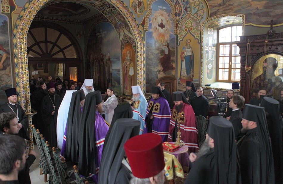 Єпископ Боярський Феодосій взяв участь у чині наречення архімандрита Іоанна (Вахнюка) у єпископа міста Золотоноша, вікарія Черкаської єпархії