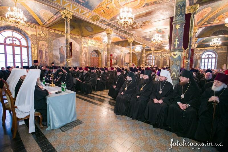 Єпископ Боярський Феодосій взяв участь в Єпархіальному зібранні духовенства Київської єпархії