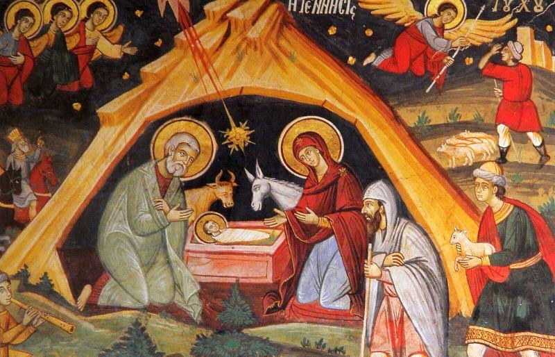 Архієпископ Феодосій звершив Літургію в Різдвяний святвечір