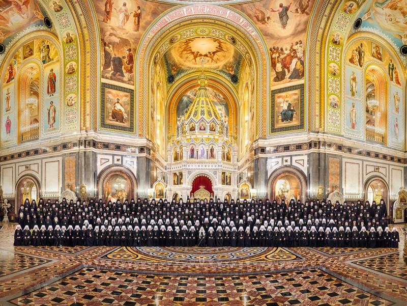 Архиерейский Собор Русской Православной Церкви завершил свою работу (ОБНОВЛЕНО)