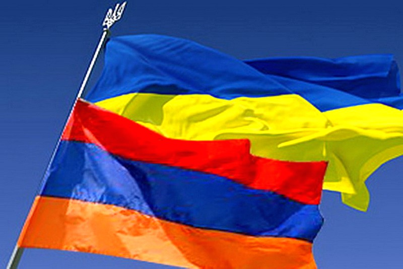 Єпископ Боярський Феодосій взяв участь у прийомі з нагоди 25 річниці незалежності Республіки Вірменія