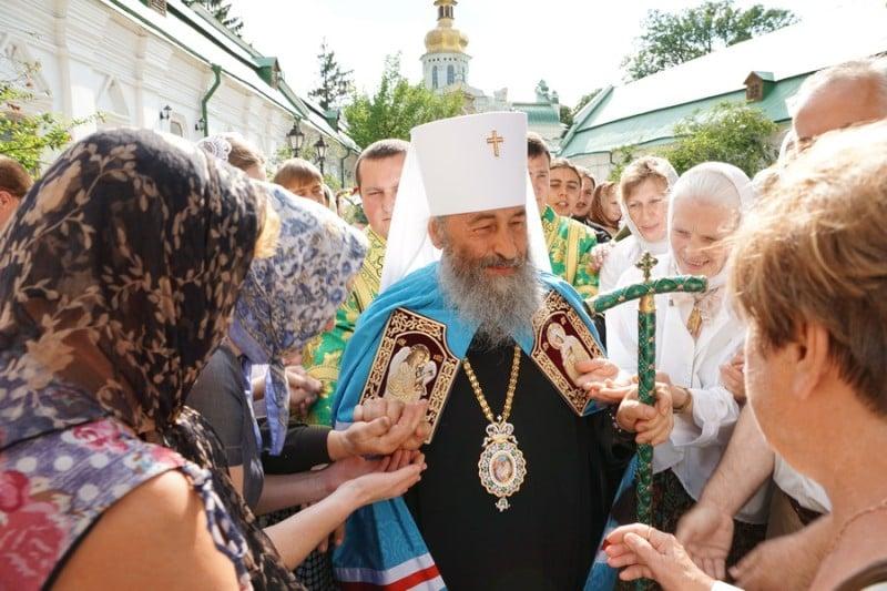 Украинская Православная Церковь поздравляет своего Предстоятеля с днем архиерейской хиротонии (ВИДЕО)