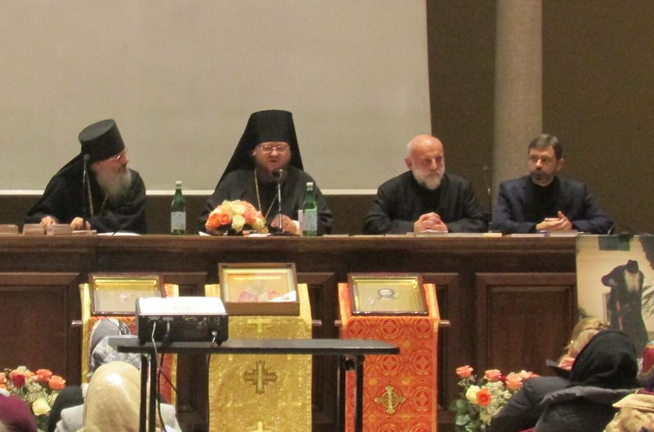 Єпископ Боярський Феодосій у Мілані відкрив духовно-культурний вечір присвячений 1000-річчю давньоруського чернецтва на Афоні