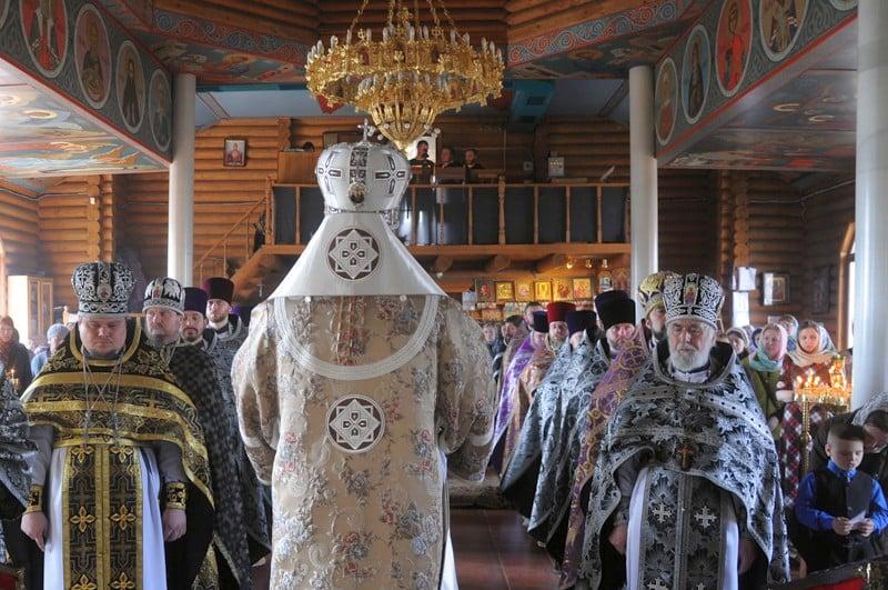 Відбулися соборна Літургія та спільне говіння духовенства другого Шевченківського благочиння
