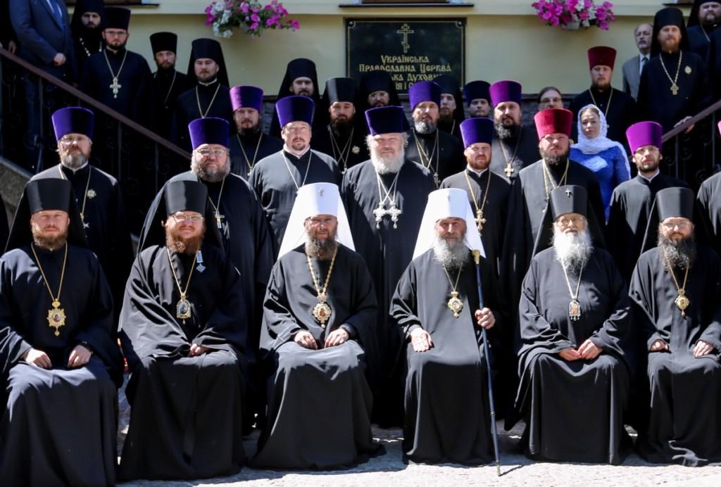 Єпископ Феодосій взяв участь в засіданні підсумкової Вченої ради Київської духовної академії та семінарії