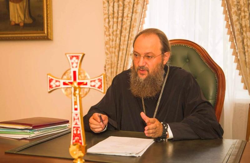 Керуючий справами УПЦ: В нашому суспільстві наразі немає запиту на релігійну війну
