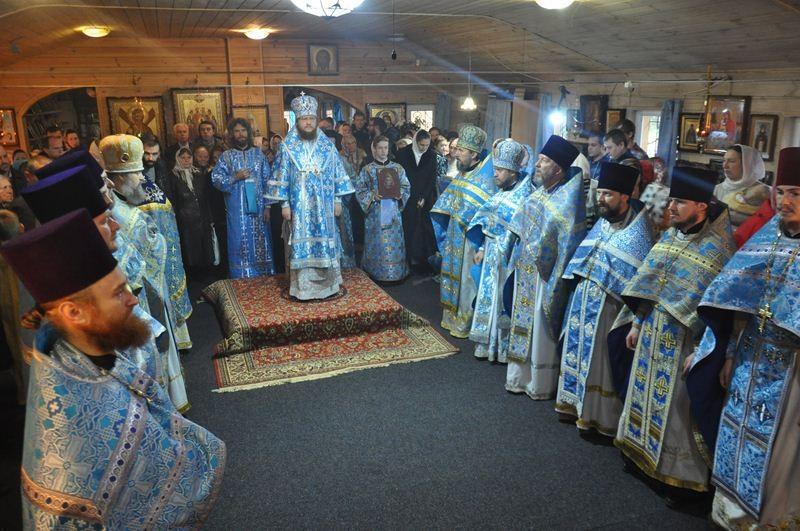 Православна парафія Бабиного Яру відзначила престольне свято та своє 5-річчя