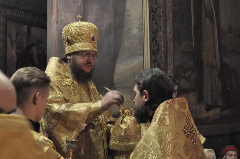 Архієпископ Боярський Феодосій звершив всенічне бдіння напередодні Неділі 24-ї після П'ятидесятниці
