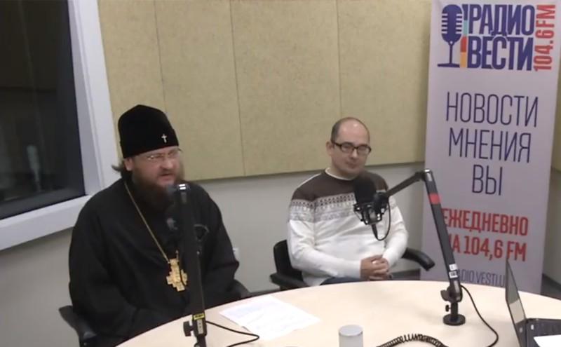 """Інтерв'ю архієпископа Боярського Феодосія """"Радио Вести"""""""