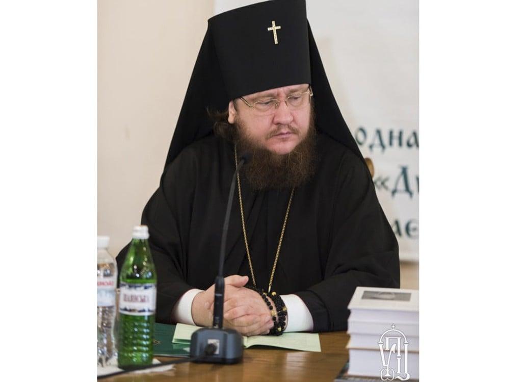 Архиепископ Феодосий о перспективах диалога по преодолению раскола в украинском Православии