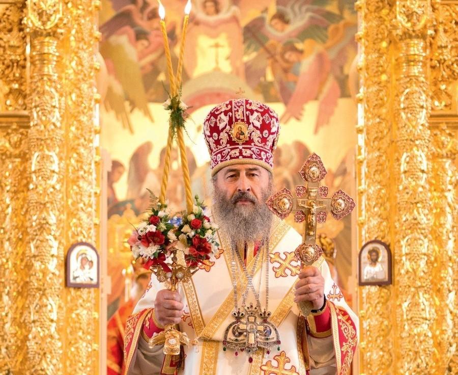 Пасхальне послання Блаженнішого Митрополита Київського і всієї України Онуфрія (+ВІДЕО-вітання)