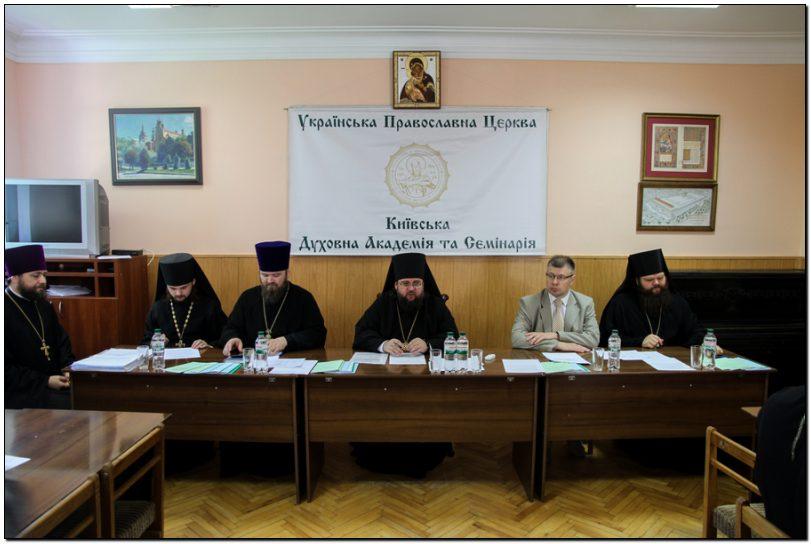 Вчена рада КДА затвердила тему докторської дисертації архієпископа Феодосія (Снігірьова)