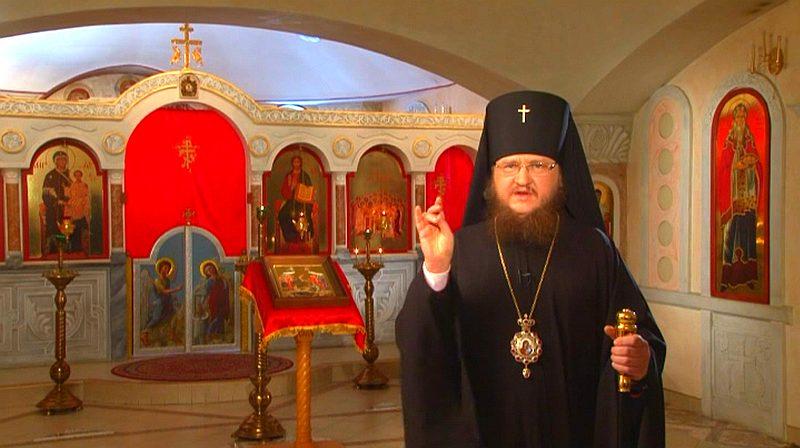 Слово архієпископа Боярського Феодосія у Неділю 8-му після П'ятидесятниці