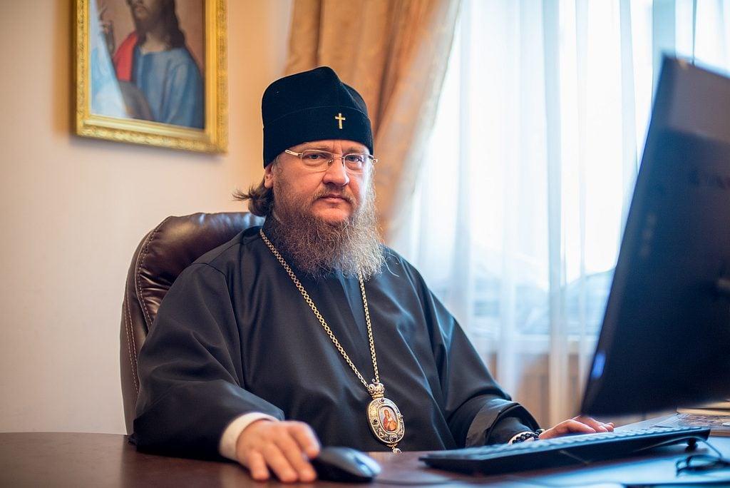 Архиепископ Феодосий: В Украине есть Поместная Церковь. Интервью Аргументам и Фактам