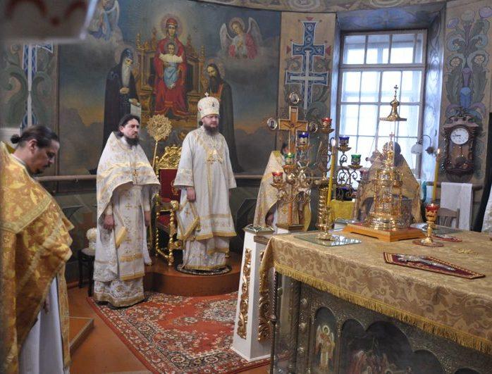 Архієпископ Феодосій звершив Літургію у Неділю 11-ту після П'ятидесятниці