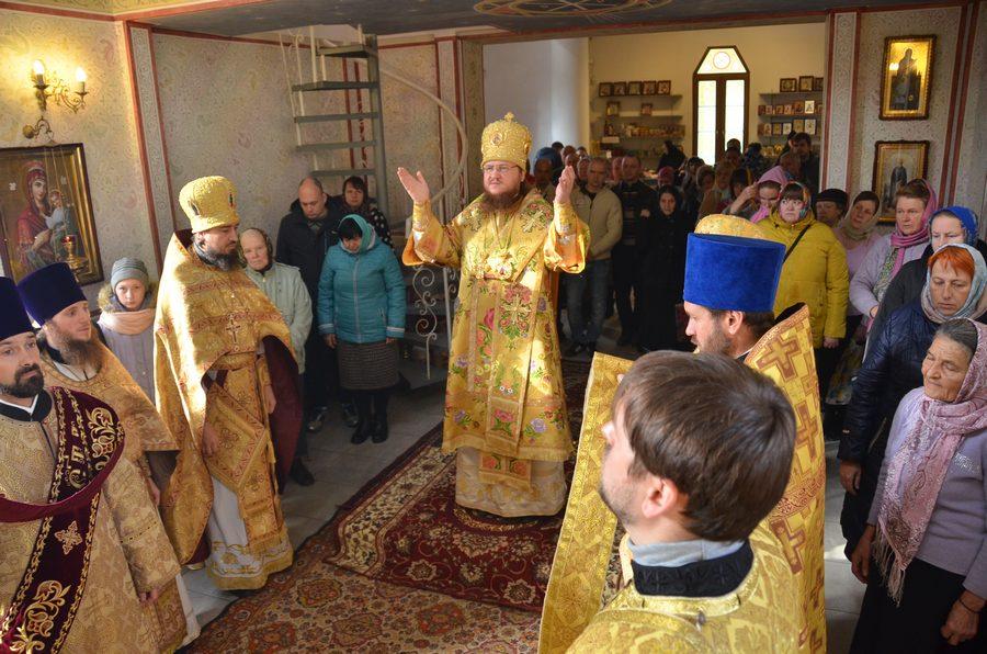 Архієпископ Феодосій звершив Літургію у Неділю 22-у після П'ятидесятниці (+ВІДЕО)