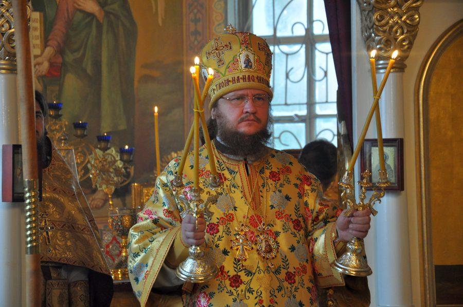 Архієпископ Феодосій звершив Літургію у Неділю 23-ю після П'ятидесятниці