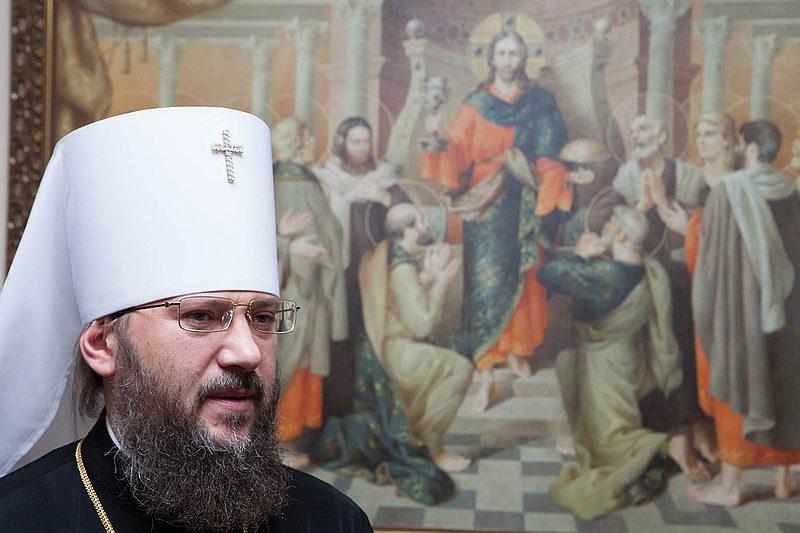 Митрополит Антоній: Вселенський Патріархат своїми діями в Україні легалізував розкол