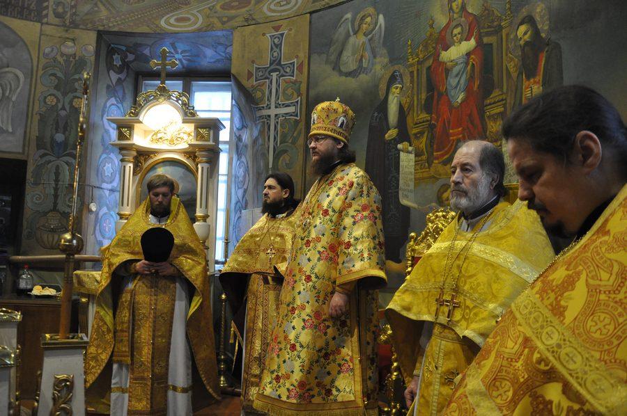 Архієпископ Феодосій звершив Літургію у Неділю 29-ту після П'ятидесятниці (+АУДІО-проповідь)