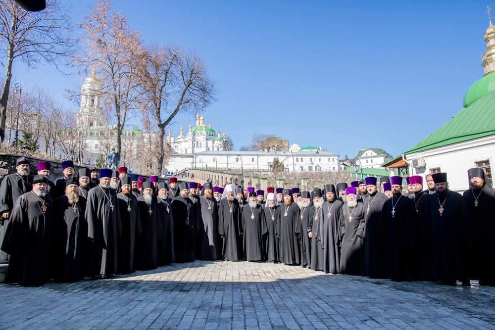 Архієпископ Феодосій взяв участь у зібранні архієреїв та духовенства трьох єпархій Київщини (+ВІДЕО)