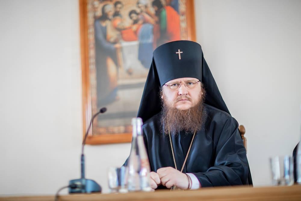 Архієпископ Феодосій дав практичні рекомендації з поведінки в період пандемії