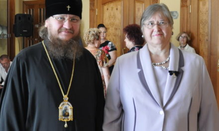 Архієпископ Боярський Феодосій взяв участь в прийомі посольства Республіки Хорватія