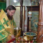 Архієпископ Феодосій молитовно відзначив День тезоіменитства