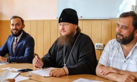 Архієпископ Феодосій взяв участь у роботі екзаменаційної комісії на вступних іспитах до Київської Духовної Академії
