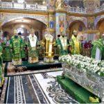 Архієпископ Феодосій взяв участь в урочистостях Свято-Успенської Почаївської Лаври