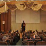 Архієпископ Феодосій виступив з доповіддю на форумі духовенства м.Києва