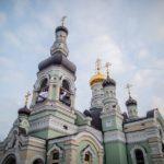 Архієпископ Феодосій взяв участь у Великому освяченні приділу столичного храму на честь преподобного Сергія Радонезького (+ВІДЕО)