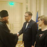 Архієпископ Боярський Феодосій взяв участь у прийомі посольства Республіки Польща