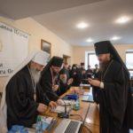 Архієпископ Феодосій удостоєний вченого звання доцента Київської духовної академії