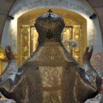 Архієпископ Феодосій звершив богослужіння малого престольного свята в Хресто-Воздвиженському храмі