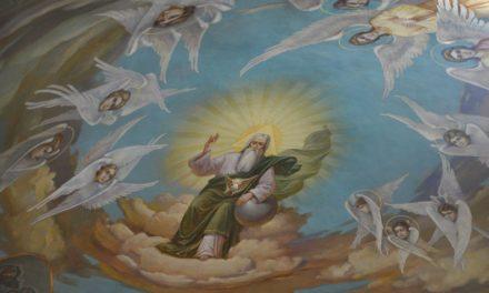 Архиепископ Феодосий совершил богослужение малого престольного праздника в Кресто-Воздвиженском храме