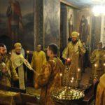 Архієпископ Феодосій звершив всенічне бдіння напередодні Неділі 23-ї після П'ятидесятниці