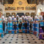 Архієпископ Феодосій співслужив Предстоятелю та взяв участь в архієрейській хіротонії новообраного вікарія Луганської єпархії (+ВІДЕО)