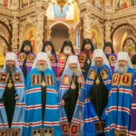Архієпископ Феодосій співслужив Предстоятелю та взяв участь в освяченні храму і архієрейській хіротонії новообраного вікарія Київської Митрополії (+ВІДЕО)