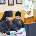 Архієпископ Феодосій взяв участь у останньому в цьому році засіданні Вченої ради КДА
