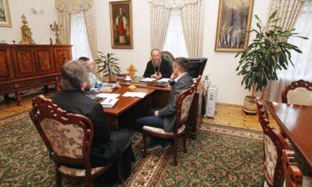 Управляющий делами УПЦ митрополит Антоний: «В одном государстве должна быть только одна Церковь»