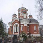 Архієпископ Феодосій співслужив Предстоятелю у Свято-Катерининському храмі Північного київського вікаріатства (+ВІДЕО)