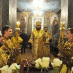 Архієпископ Феодосій звершив всенічне бдіння напередодні дня пам'яті святителя Миколая Чудотворця