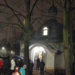 Архієпископ Феодосій очолив нічну Літургію в день престольного свята в Свято-Спирідонівському храмі