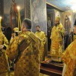 Архієпископ Феодосій звершив Літургію у Неділю 28-му після П'ятидесятниці