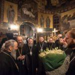 Вікарії Київської Митрополії привітали Предстоятеля УПЦ з Різдвом Христовим