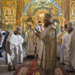 Архієпископ Феодосій звершив Літургію у Неділю 30-ту після П'ятидесятниці (+ВІДЕО)
